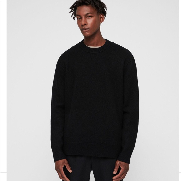 All Saints Other - All Saints Maine Crew Merino jumper